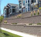 Keystone Retaining Walls